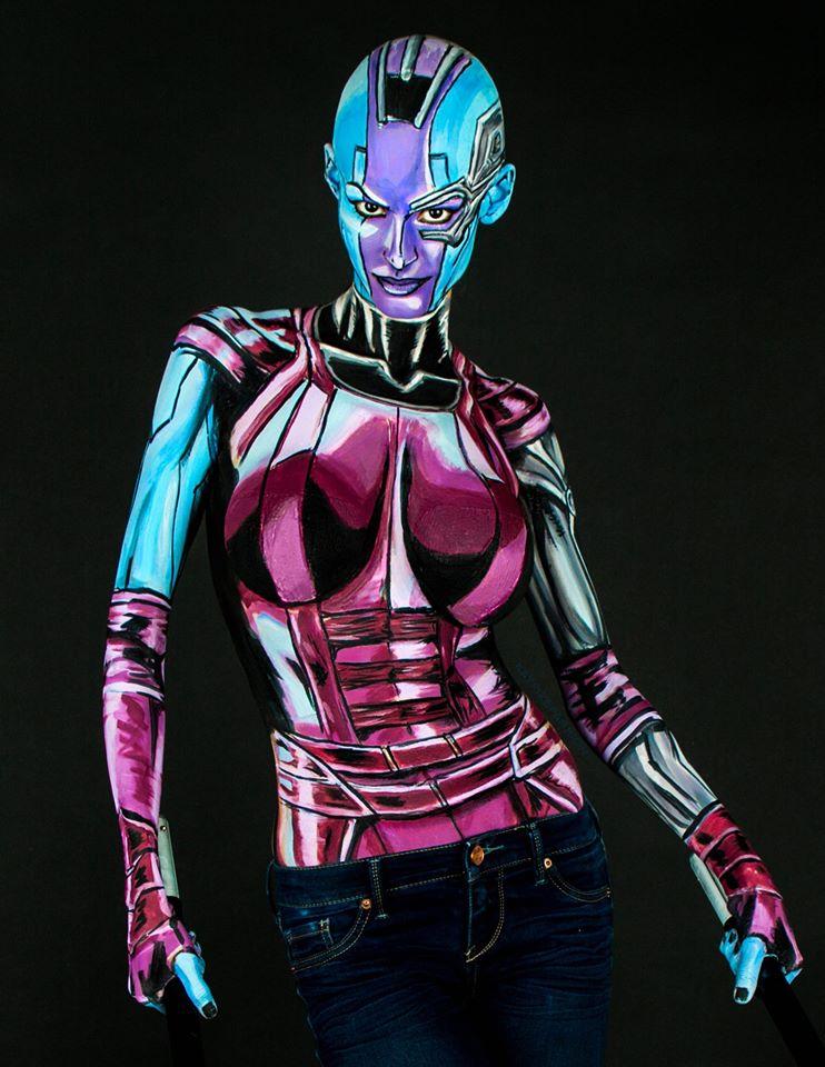 Kay Pike - Nebula