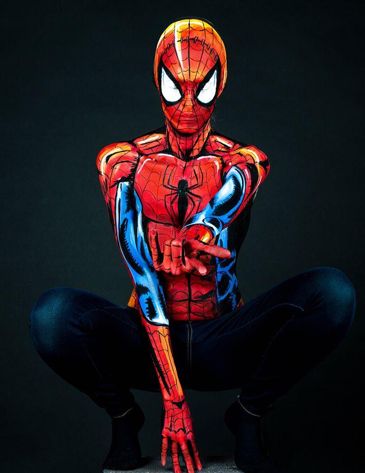 Kay Pike - Spider-Man