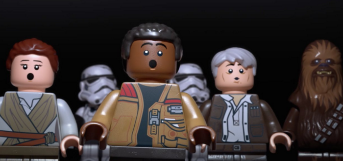 New Lego Star Wars: The Force Awakens Trailer Leaked