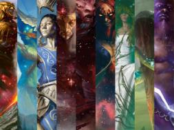Magic the Gathering Theros Block