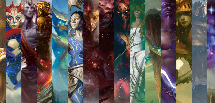 Theros Block, Magic The Gathering Art: Gallery