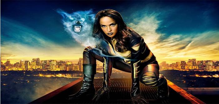 CW's Vixen Debuts In New Arrow Trailer