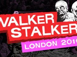 Walker Stalker Con London