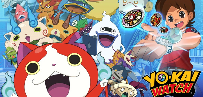 Yo-Kai Watch Release Date