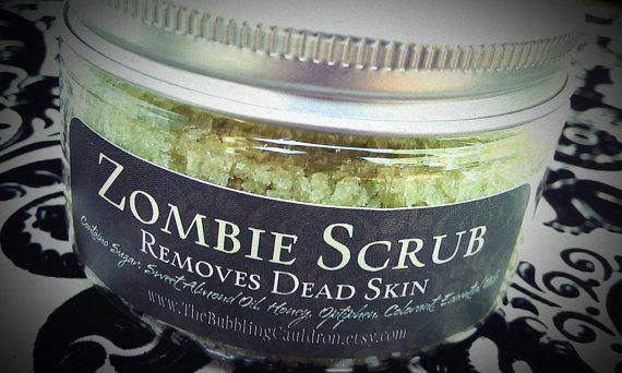 Zombie Scrub - The Bubbling Cauldon