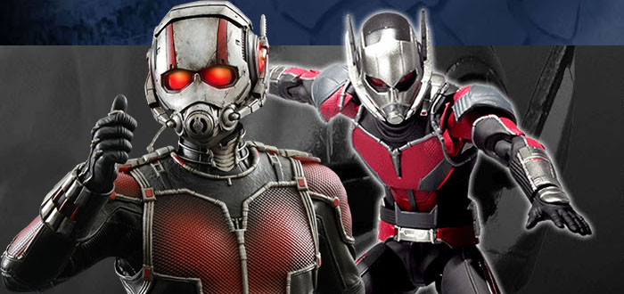 Japanese Action Figure Shows Off Ant-Man's New Costume