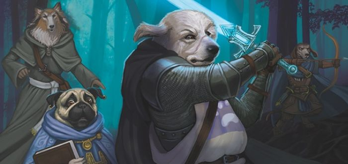 Pugmire – A Dog Themed Tabletop RPG
