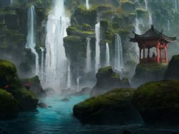 island_of_a_thousand_waterfalls_by_threedeee.d9ox6px