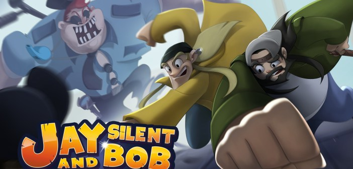 Jay And Silent Bob Video Game Crowdfunder Launches