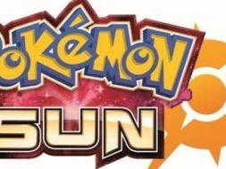 New Pokemon sun