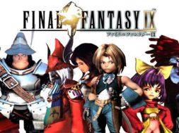 Final Fantasy IX RPG