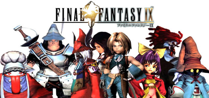 Final Fantasy IX RPG