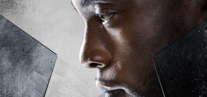 #TeamIronMan – Black Panther – Civil War Dossier