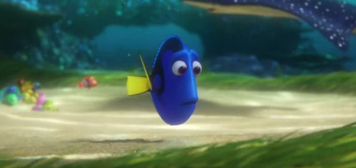 Pixar Release New Finding Dory Trailer