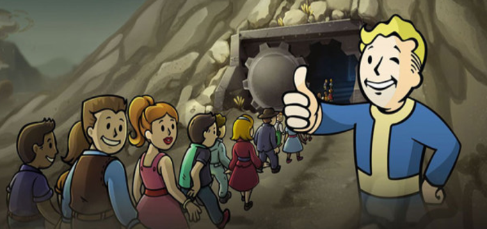 Fallout Shelter 1.4 Update Released