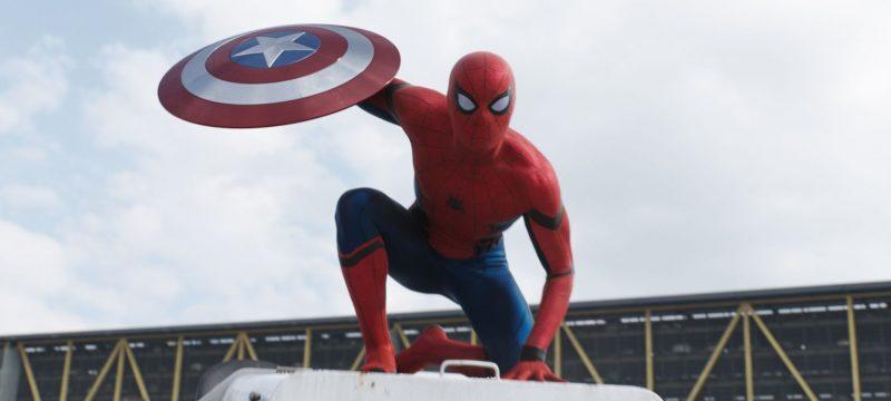 Civil War MCU Spider-Man