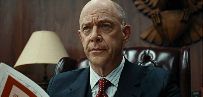 Justice League Movie JK Simmons