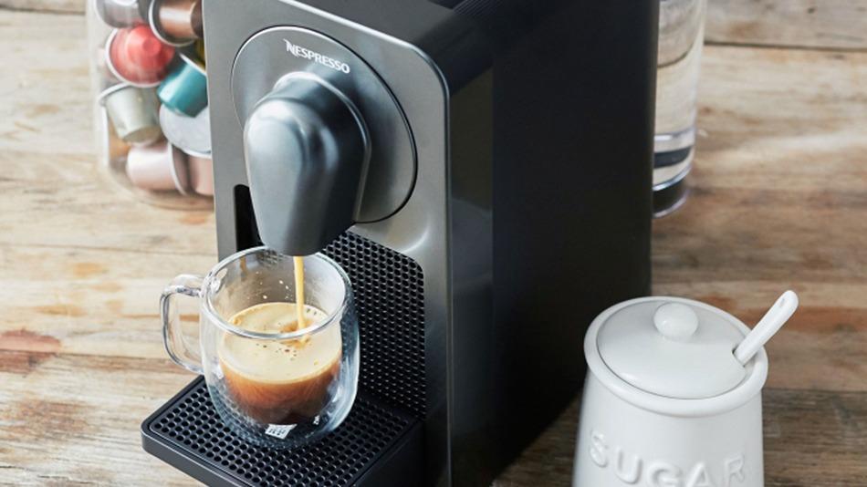 Nespresso Prodigio Can Brew Coffee Through Smartphone
