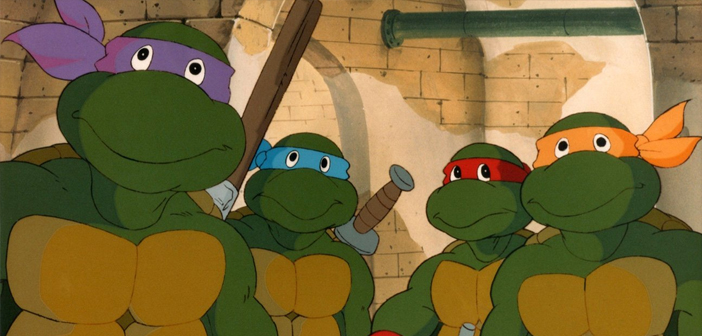 Original Teenage Mutant Ninja Turtles