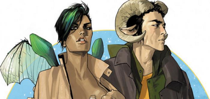 Saga – Comics 101