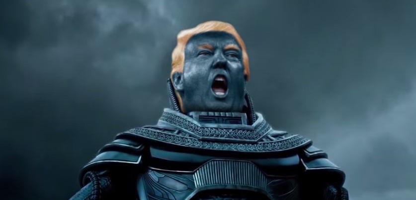 Trump Is Apocalypse In X-Men Apocalypse Parody Video
