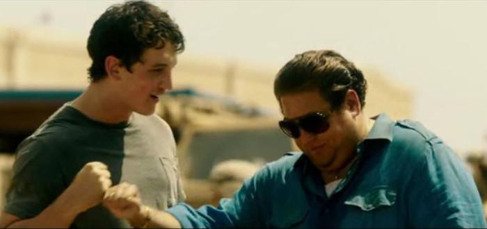 Jonah Hill And Miles Teller Run Some Guns In First War Dogs Trailer