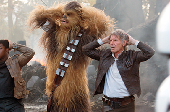 Upcoming Han Solo Origin Movie Will Include Chewbacca