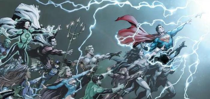 DC Rebirth Creative Teams Announced, Begins May 25