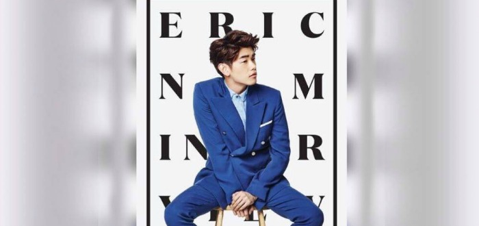 'Good For You' – Eric Nam – Kpop Track of the Day