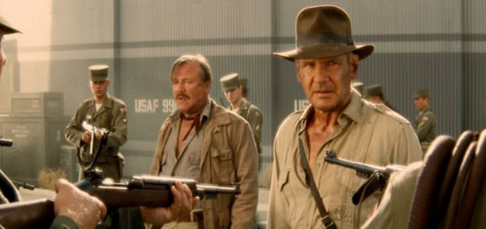 Harrison Ford Is Super Excited For Indiana Jones 5
