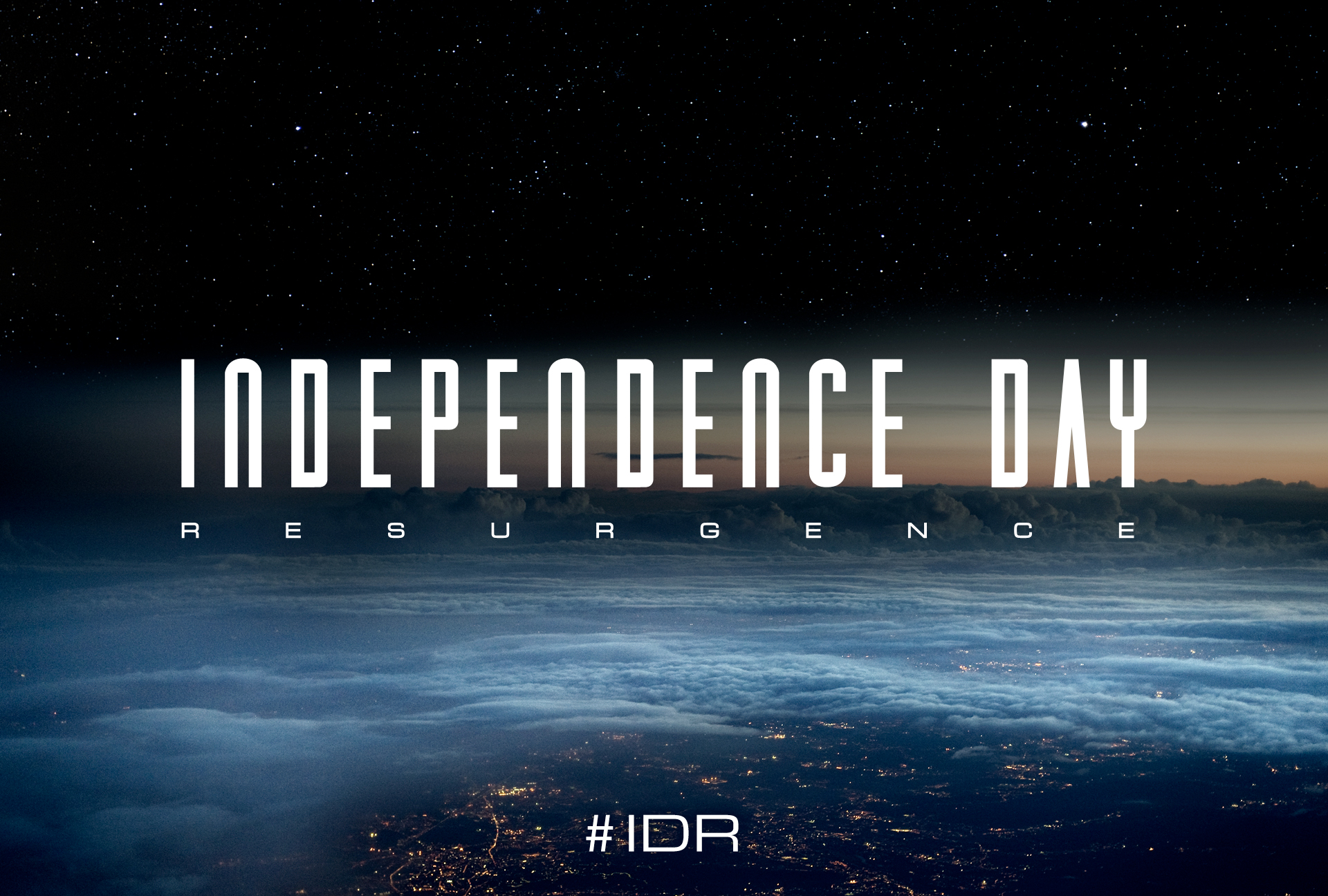 New Independence Day Resurgence Poster Warns Of Alien Threat