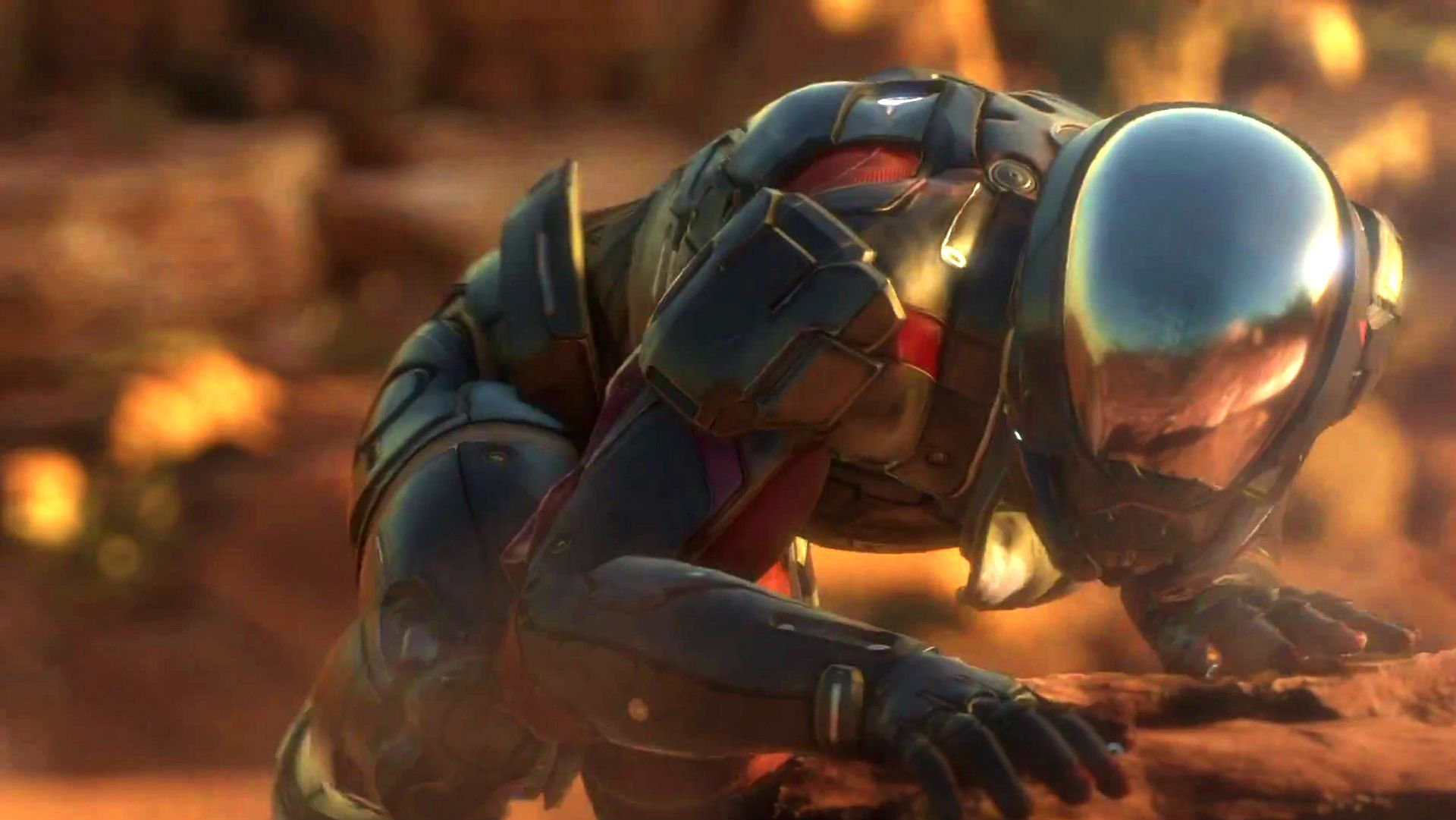 Mass Effect: Andromeda Delayed To 2017