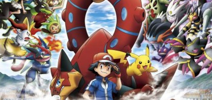 New Pokémon The Movie: Volcanion And The Ingenious Magearna Trailer Released