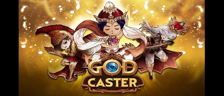 God Caster – TCG Launches Crowdfunder