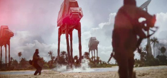 First Rogue One: A Star Wars Story Trailer Released