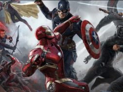 Captain America Civil War Civil War Concept Art