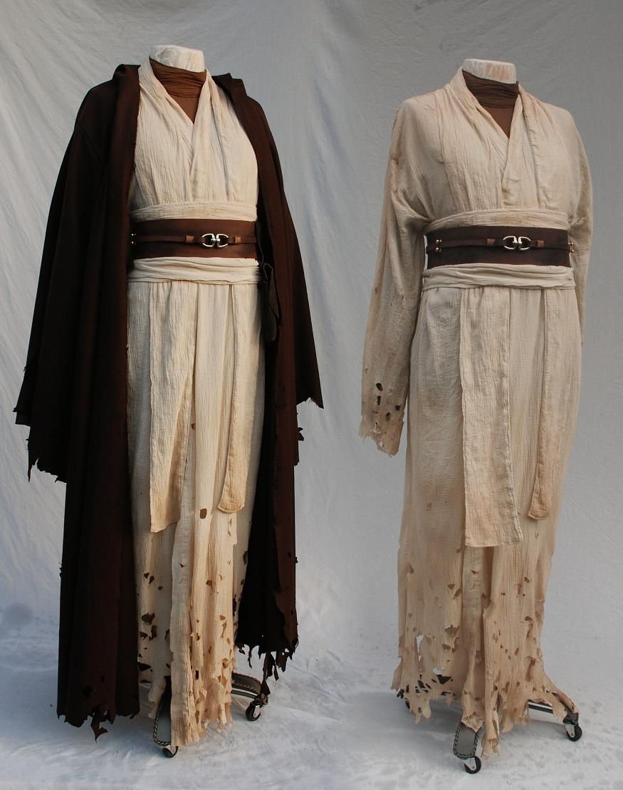 Desert Obi Wan Outfit