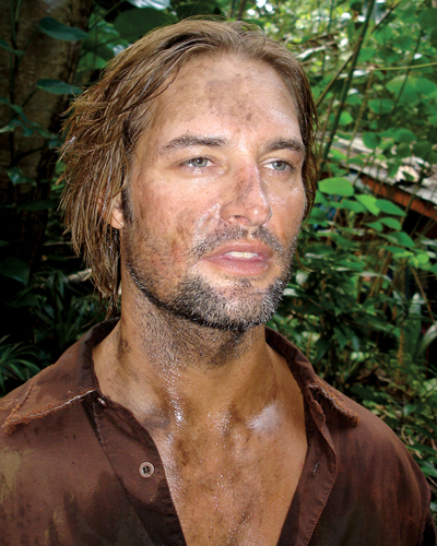 Josh Holloway in Lost