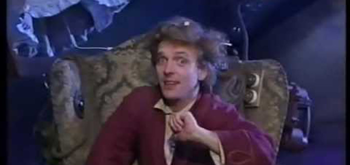 Grim Tales With Rik Mayall – Forgotten Childhood