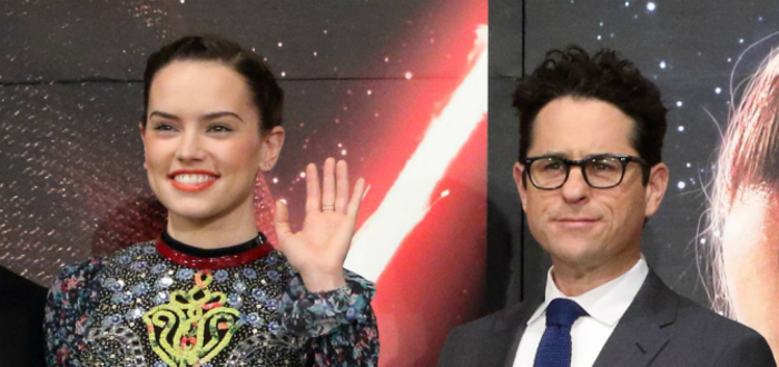Daisy Ridley And J.J. Abrams Are Working On A New Movie