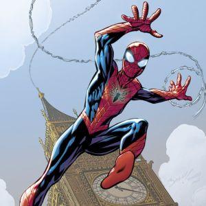 Awesome Arachnids Spider-Man