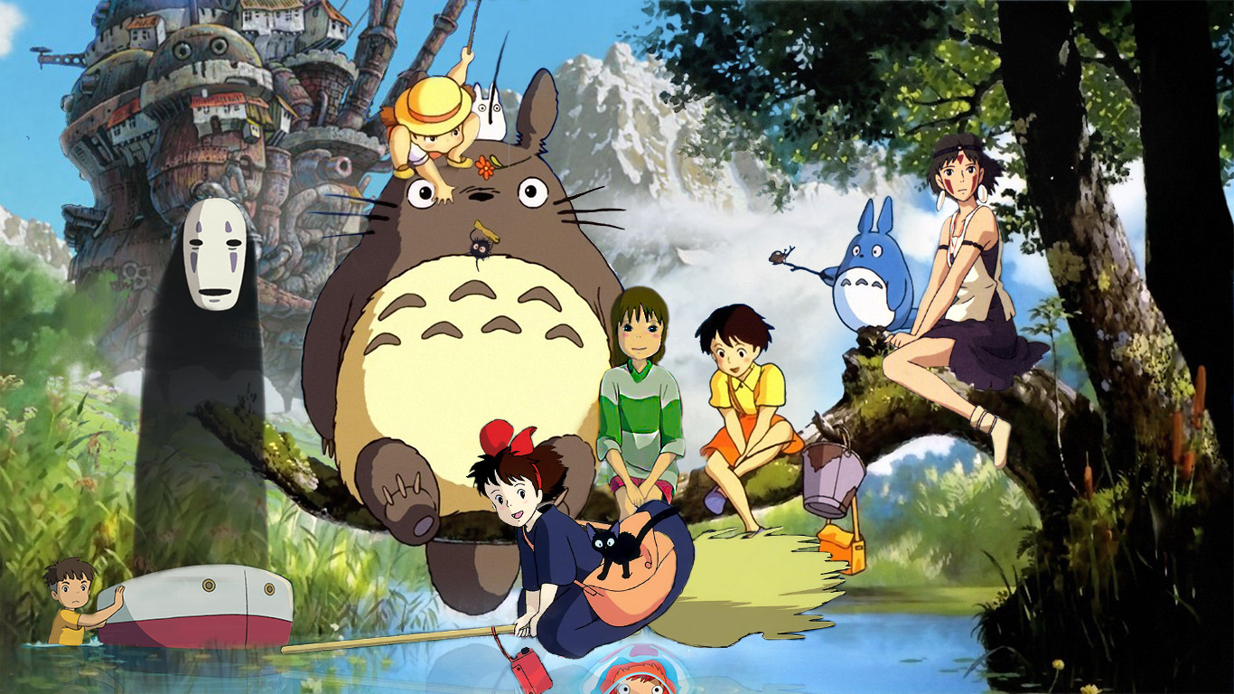 Studio Ghibli Forever At The Lighthouse Cinema, Dublin