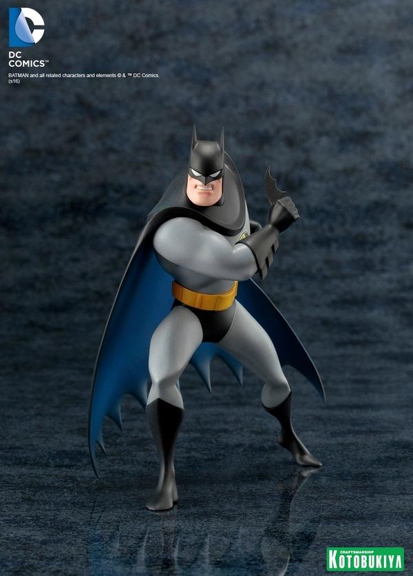 Batman Kotobukiya 1