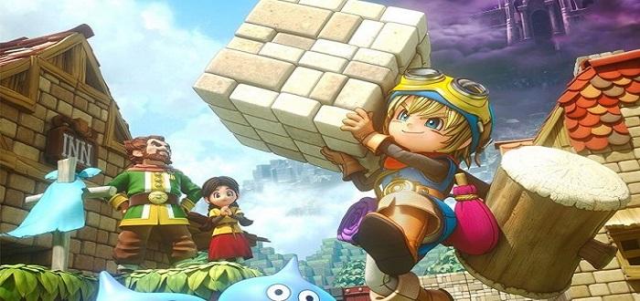 Dragon Quest Builders Gets A Western Release Window