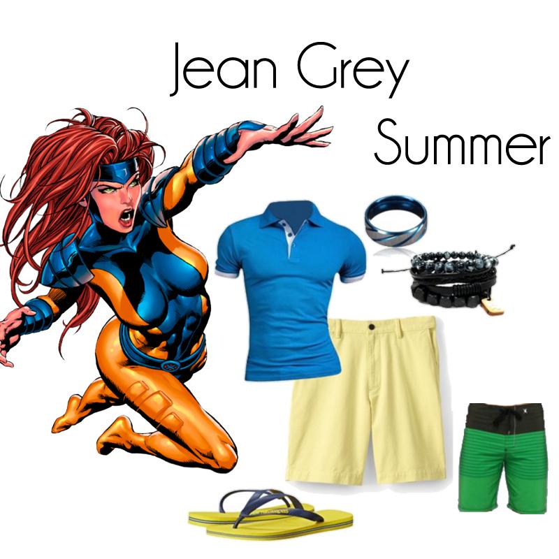 Jean Grey Summer