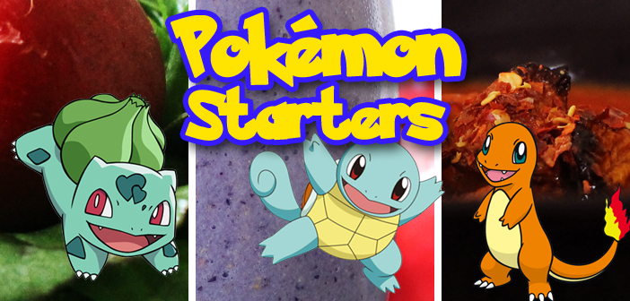 Pokemon Starters Featured