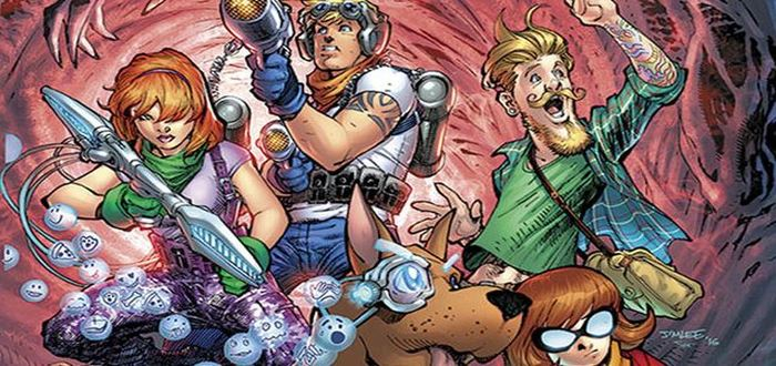 Scooby Doo Apocalypse First Look Released