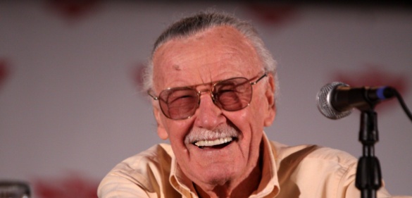 Stan Lee Announces Final NYCC Appearance