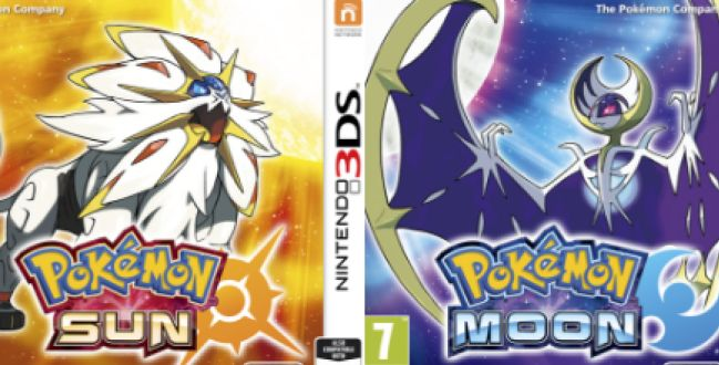 The Pokémon Co. Reveal Sun And Moon Strategy Guide Release Date