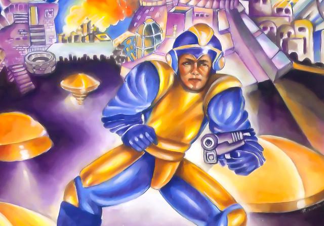 Capcom Announce Details of New Mega Man Series